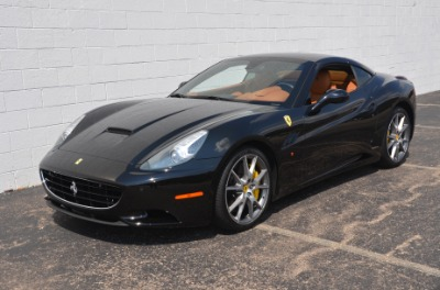 Used 2014 Ferrari California Used 2014 Ferrari California for sale Sold at Cauley Ferrari in West Bloomfield MI 18