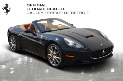 Used 2014 Ferrari California Used 2014 Ferrari California for sale Sold at Cauley Ferrari in West Bloomfield MI 4