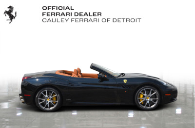 Used 2014 Ferrari California Used 2014 Ferrari California for sale Sold at Cauley Ferrari in West Bloomfield MI 5