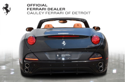 Used 2014 Ferrari California Used 2014 Ferrari California for sale Sold at Cauley Ferrari in West Bloomfield MI 7