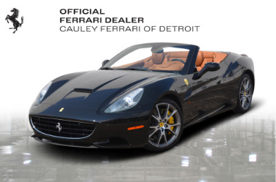 Used 2014 Ferrari California Used 2014 Ferrari California for sale Sold at Cauley Ferrari in West Bloomfield MI 1