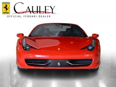 Used 2013 Ferrari 458 Spider Used 2013 Ferrari 458 Spider for sale Sold at Cauley Ferrari in West Bloomfield MI 3