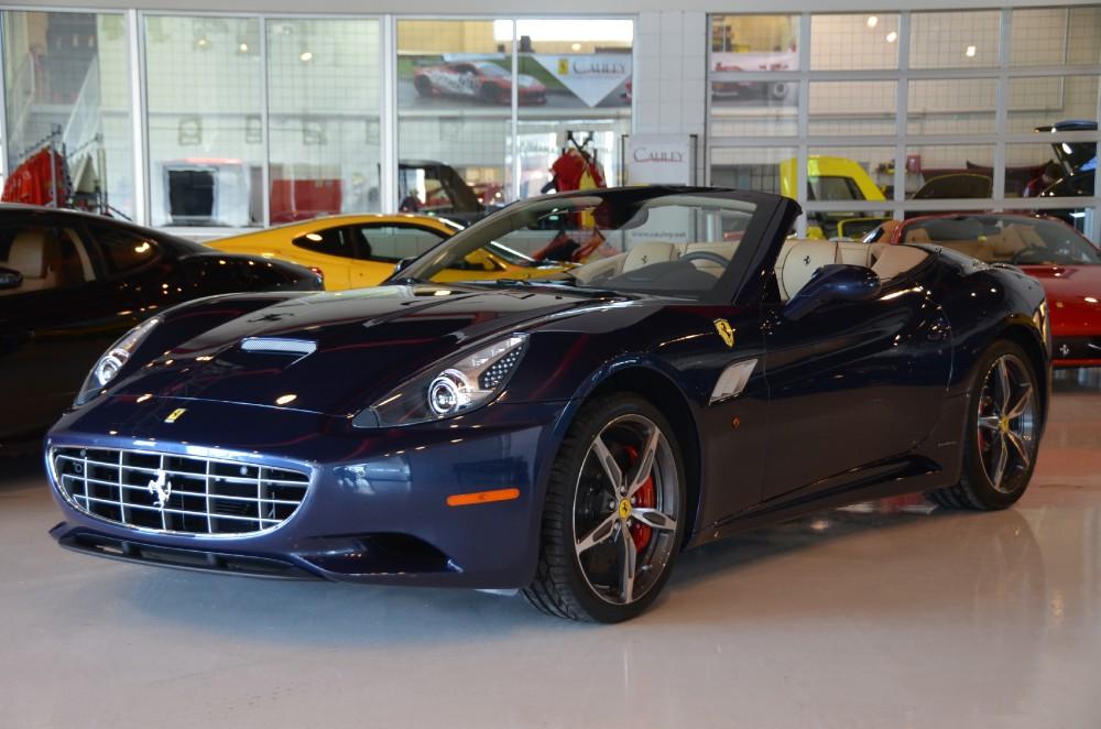 New 2014 Ferrari California