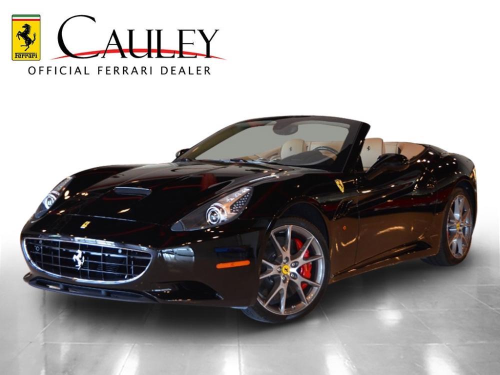 Used 2014 Ferrari California