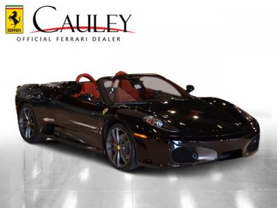 Used 2006 Ferrari F430 F1 Spider Used 2006 Ferrari F430 F1 Spider for sale Sold at Cauley Ferrari in West Bloomfield MI 4