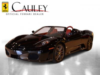 Used 2006 Ferrari F430 F1 Spider Used 2006 Ferrari F430 F1 Spider for sale Sold at Cauley Ferrari in West Bloomfield MI 1