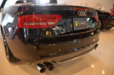 Used 2012 Audi S5 3.0T quattro Prestige Used 2012 Audi S5 3.0T quattro Prestige for sale Sold at Cauley Ferrari in West Bloomfield MI 11