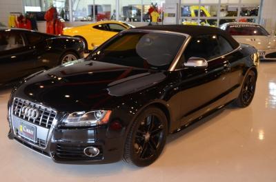Used 2012 Audi S5 3.0T quattro Prestige Used 2012 Audi S5 3.0T quattro Prestige for sale Sold at Cauley Ferrari in West Bloomfield MI 19