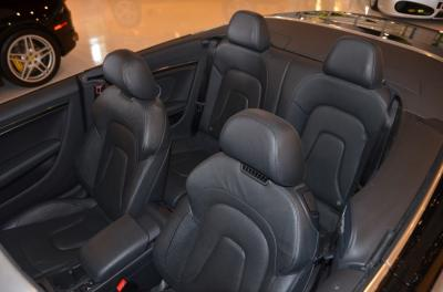 Used 2012 Audi S5 3.0T quattro Prestige Used 2012 Audi S5 3.0T quattro Prestige for sale Sold at Cauley Ferrari in West Bloomfield MI 23