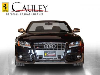 Used 2012 Audi S5 3.0T quattro Prestige Used 2012 Audi S5 3.0T quattro Prestige for sale Sold at Cauley Ferrari in West Bloomfield MI 3