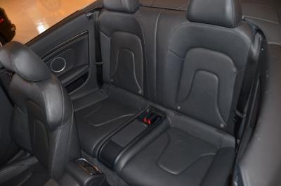 Used 2012 Audi S5 3.0T quattro Prestige Used 2012 Audi S5 3.0T quattro Prestige for sale Sold at Cauley Ferrari in West Bloomfield MI 34