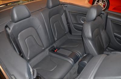 Used 2012 Audi S5 3.0T quattro Prestige Used 2012 Audi S5 3.0T quattro Prestige for sale Sold at Cauley Ferrari in West Bloomfield MI 36
