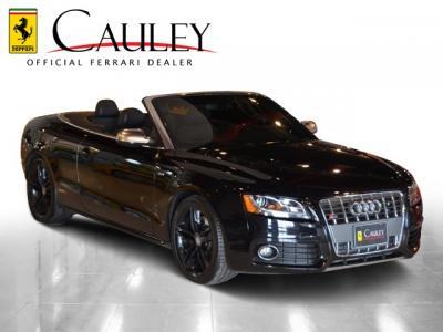 Used 2012 Audi S5 3.0T quattro Prestige Used 2012 Audi S5 3.0T quattro Prestige for sale Sold at Cauley Ferrari in West Bloomfield MI 4