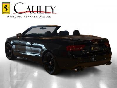 Used 2012 Audi S5 3.0T quattro Prestige Used 2012 Audi S5 3.0T quattro Prestige for sale Sold at Cauley Ferrari in West Bloomfield MI 8