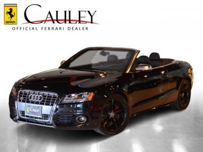 Used 2012 Audi S5 3.0T quattro Prestige Used 2012 Audi S5 3.0T quattro Prestige for sale Sold at Cauley Ferrari in West Bloomfield MI 1