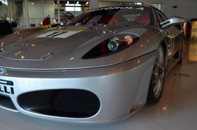 Used 2009 Ferrari F430 Challenge Used 2009 Ferrari F430 Challenge for sale Sold at Cauley Ferrari in West Bloomfield MI 11