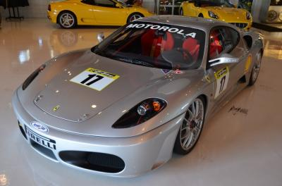 Used 2009 Ferrari F430 Challenge Used 2009 Ferrari F430 Challenge for sale Sold at Cauley Ferrari in West Bloomfield MI 12
