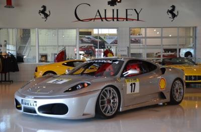 Used 2009 Ferrari F430 Challenge Used 2009 Ferrari F430 Challenge for sale Sold at Cauley Ferrari in West Bloomfield MI 39