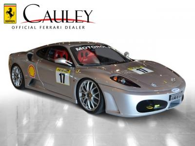 Used 2009 Ferrari F430 Challenge Used 2009 Ferrari F430 Challenge for sale Sold at Cauley Ferrari in West Bloomfield MI 4