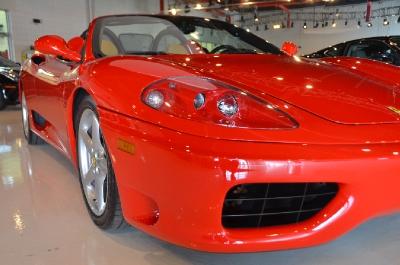 Used 2004 Ferrari 360 Spider F1 Used 2004 Ferrari 360 Spider F1 for sale Sold at Cauley Ferrari in West Bloomfield MI 10
