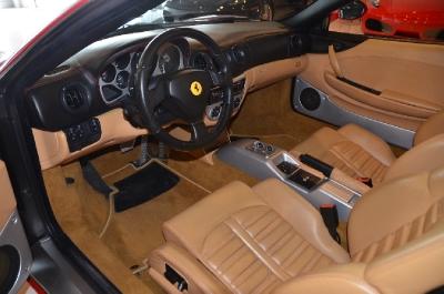 Used 2004 Ferrari 360 Spider F1 Used 2004 Ferrari 360 Spider F1 for sale Sold at Cauley Ferrari in West Bloomfield MI 23
