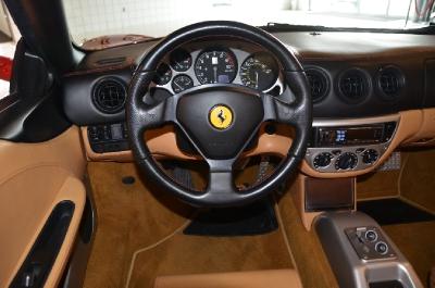 Used 2004 Ferrari 360 Spider F1 Used 2004 Ferrari 360 Spider F1 for sale Sold at Cauley Ferrari in West Bloomfield MI 31