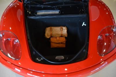 Used 2004 Ferrari 360 Spider F1 Used 2004 Ferrari 360 Spider F1 for sale Sold at Cauley Ferrari in West Bloomfield MI 42