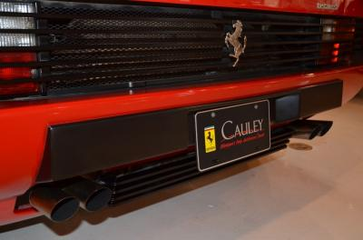 Used 1988 Ferrari Testarossa Used 1988 Ferrari Testarossa for sale Sold at Cauley Ferrari in West Bloomfield MI 17