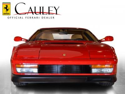 Used 1988 Ferrari Testarossa Used 1988 Ferrari Testarossa for sale Sold at Cauley Ferrari in West Bloomfield MI 3