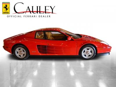 Used 1988 Ferrari Testarossa Used 1988 Ferrari Testarossa for sale Sold at Cauley Ferrari in West Bloomfield MI 5