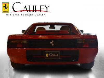Used 1988 Ferrari Testarossa Used 1988 Ferrari Testarossa for sale Sold at Cauley Ferrari in West Bloomfield MI 7