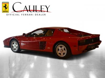 Used 1988 Ferrari Testarossa Used 1988 Ferrari Testarossa for sale Sold at Cauley Ferrari in West Bloomfield MI 8