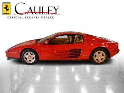 Used 1988 Ferrari Testarossa Used 1988 Ferrari Testarossa for sale Sold at Cauley Ferrari in West Bloomfield MI 9