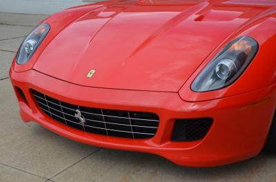 Used 2009 Ferrari 599 GTB Fiorano Used 2009 Ferrari 599 GTB Fiorano for sale Sold at Cauley Ferrari in West Bloomfield MI 10