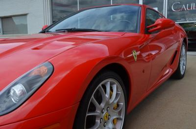 Used 2009 Ferrari 599 GTB Fiorano Used 2009 Ferrari 599 GTB Fiorano for sale Sold at Cauley Ferrari in West Bloomfield MI 12