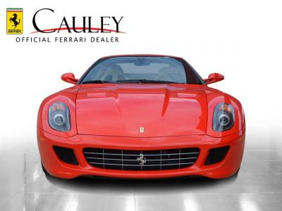 Used 2009 Ferrari 599 GTB Fiorano Used 2009 Ferrari 599 GTB Fiorano for sale Sold at Cauley Ferrari in West Bloomfield MI 3