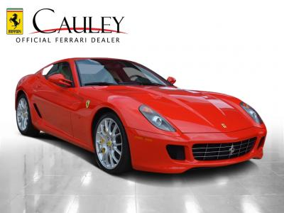Used 2009 Ferrari 599 GTB Fiorano Used 2009 Ferrari 599 GTB Fiorano for sale Sold at Cauley Ferrari in West Bloomfield MI 4