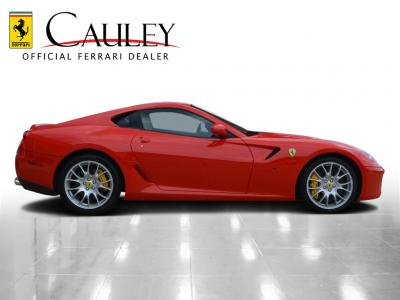 Used 2009 Ferrari 599 GTB Fiorano Used 2009 Ferrari 599 GTB Fiorano for sale Sold at Cauley Ferrari in West Bloomfield MI 5