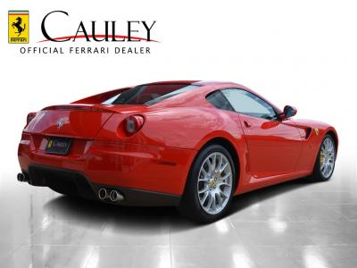 Used 2009 Ferrari 599 GTB Fiorano Used 2009 Ferrari 599 GTB Fiorano for sale Sold at Cauley Ferrari in West Bloomfield MI 6
