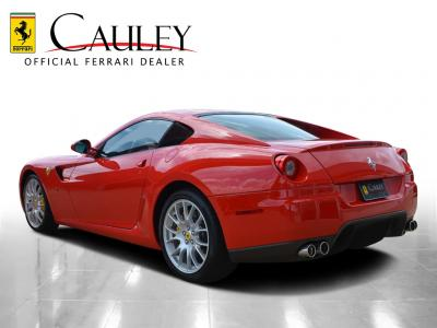 Used 2009 Ferrari 599 GTB Fiorano Used 2009 Ferrari 599 GTB Fiorano for sale Sold at Cauley Ferrari in West Bloomfield MI 8