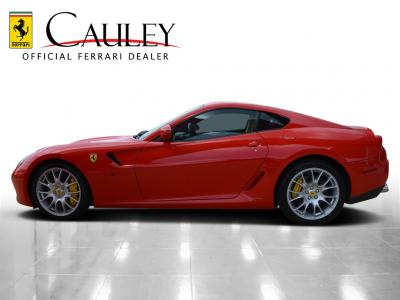 Used 2009 Ferrari 599 GTB Fiorano Used 2009 Ferrari 599 GTB Fiorano for sale Sold at Cauley Ferrari in West Bloomfield MI 9