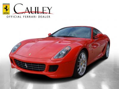Used 2009 Ferrari 599 GTB Fiorano Used 2009 Ferrari 599 GTB Fiorano for sale Sold at Cauley Ferrari in West Bloomfield MI 1