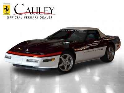 Used 1995 Chevrolet Corvette Pace Car Used 1995 Chevrolet Corvette Pace Car for sale Sold at Cauley Ferrari in West Bloomfield MI 10