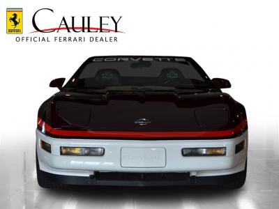 Used 1995 Chevrolet Corvette Pace Car Used 1995 Chevrolet Corvette Pace Car for sale Sold at Cauley Ferrari in West Bloomfield MI 3