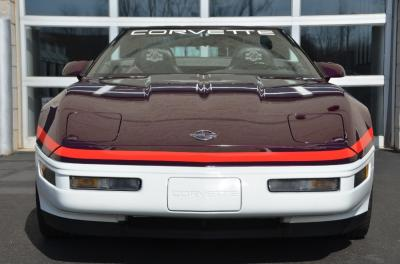 Used 1995 Chevrolet Corvette Pace Car Used 1995 Chevrolet Corvette Pace Car for sale Sold at Cauley Ferrari in West Bloomfield MI 43