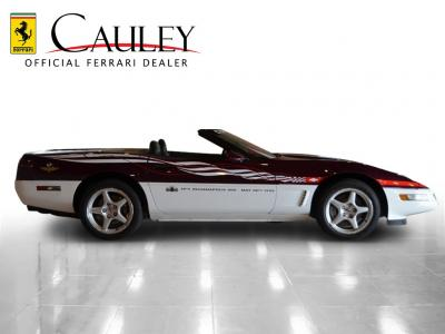 Used 1995 Chevrolet Corvette Pace Car Used 1995 Chevrolet Corvette Pace Car for sale Sold at Cauley Ferrari in West Bloomfield MI 5