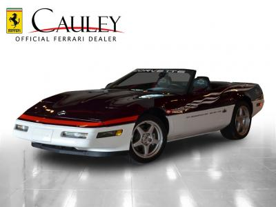 Used 1995 Chevrolet Corvette Pace Car Used 1995 Chevrolet Corvette Pace Car for sale Sold at Cauley Ferrari in West Bloomfield MI 1