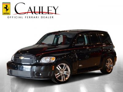 Used 2009 Chevrolet HHR SS Used 2009 Chevrolet HHR SS for sale Sold at Cauley Ferrari in West Bloomfield MI 1