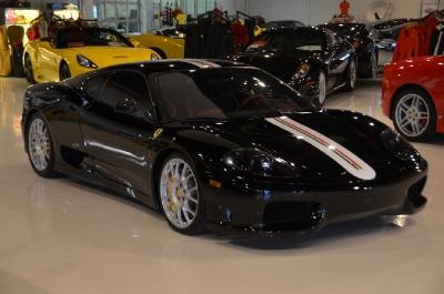 Used 2004 Ferrari 360 Challenge Stradale Used 2004 Ferrari 360 Challenge Stradale for sale Sold at Cauley Ferrari in West Bloomfield MI 4