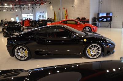 Used 2004 Ferrari 360 Challenge Stradale Used 2004 Ferrari 360 Challenge Stradale for sale Sold at Cauley Ferrari in West Bloomfield MI 5